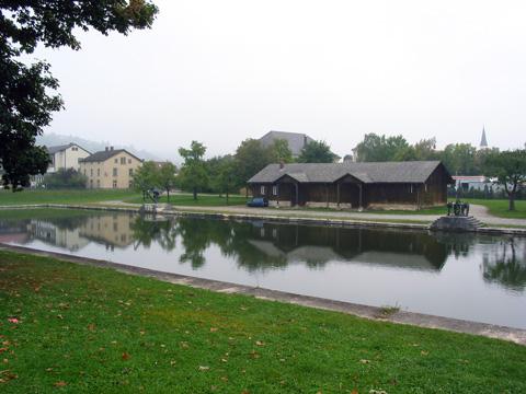 Hafen Kelheim