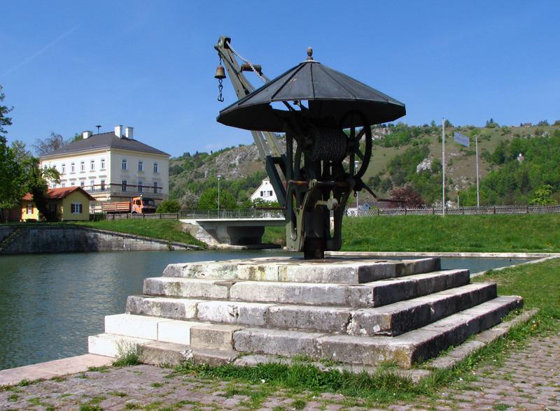 Kelheim Hafen