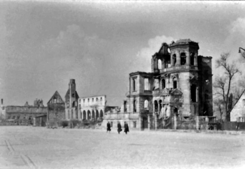 Geschichte 1945 das zerstörte nürnberg bild härtlein geschichte