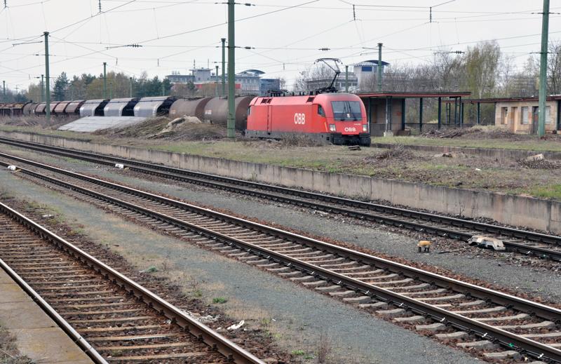 Bahnhof Märzfeld