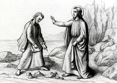 Jesu Versuchung